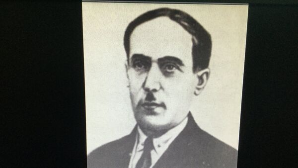 Самсон Ҷанба - Sputnik Аҧсны