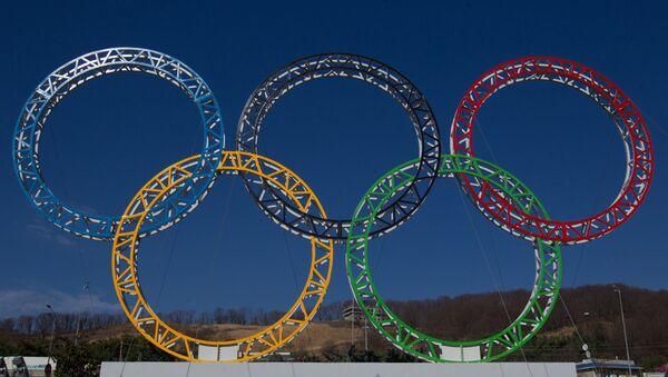 Олимпийские кольца - Sputnik Абхазия