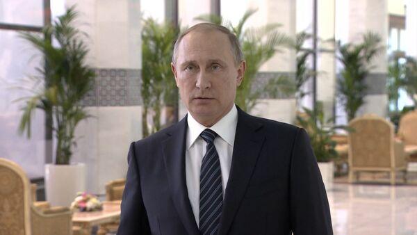 Мы никогда не вмешивались – Путин о заявлении Кэмерона о влиянии РФ на Brexit - Sputnik Абхазия
