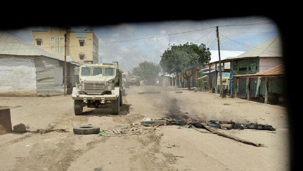 Захват заложников в Сомали - Sputnik Абхазия