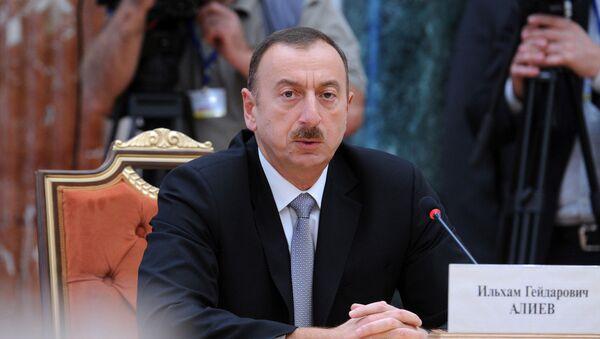 Илхам Алиев. - Sputnik Абхазия