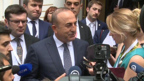 Я очень рад – глава МИД Турции о нормализации отношений с Россией - Sputnik Абхазия