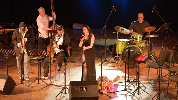 Джаз & Блюз фестиваль Черноморская ривьера в Сухуме. - Sputnik Абхазия