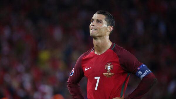Игрок сборной Португалии Криштиану Роналду. Архивное фото - Sputnik Абхазия