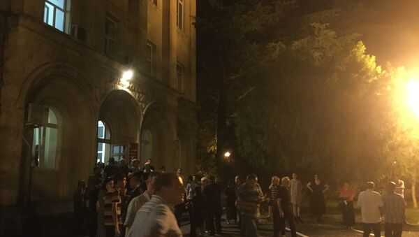 Президент объявил об отстранении Дзапшба на время расследования - Sputnik Абхазия