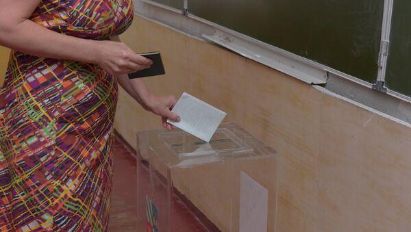 Ԥхынгәы 10 рзы имҩаԥысыз ареферендум. - Sputnik Аҧсны