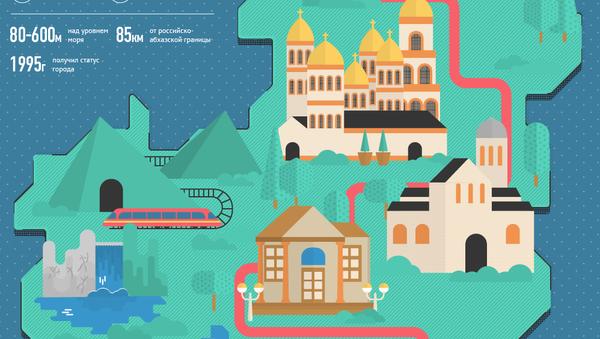 Путешествие по Новому Афону - Sputnik Абхазия