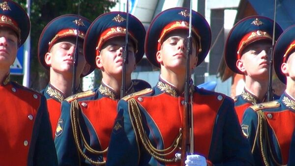На Кубани простились с полковником Хабибулиным, погибшим в Сирии - Sputnik Абхазия