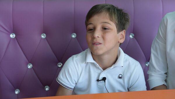 Мама Спартака рассказала о мечтах сына - Sputnik Абхазия