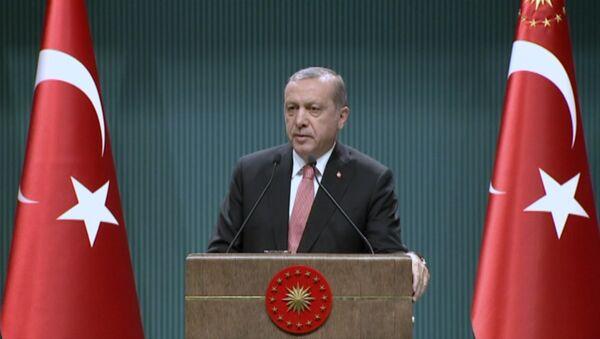 Эрдоган. - Sputnik Абхазия