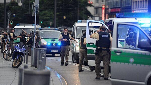 Полиция Германии. Архивное фото - Sputnik Абхазия
