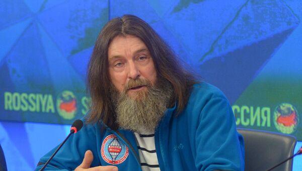 Путешественник Федор Конюхов. Архивное фото - Sputnik Абхазия