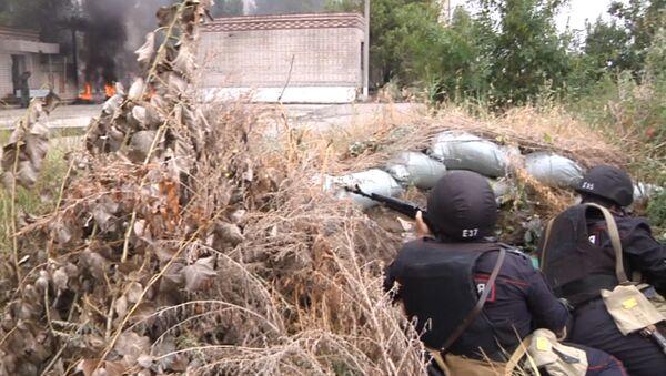 Росгвардия и ВДВ: террористы уничтожены, беспорядки подавлены - Sputnik Абхазия