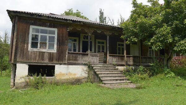 Место съемки фильма Белый башлык - Sputnik Абхазия