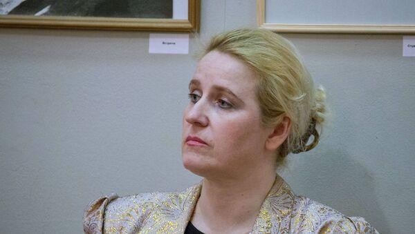 Певица Татьяна Сучкова-Гавриилова, меццо-сопрано - Sputnik Абхазия