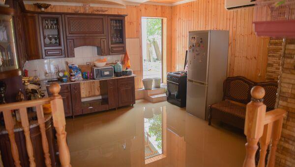 Последствия потопа в сухумском районе. - Sputnik Абхазия