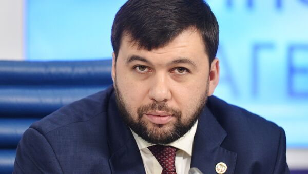 Денис Пушилин - Sputnik Абхазия