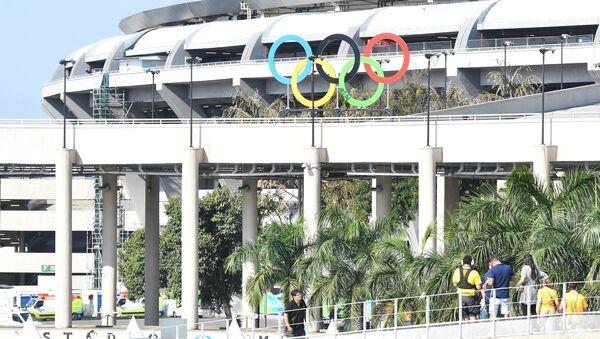 Стадион Маракана. Олимпийские игры 2016 - Sputnik Абхазия