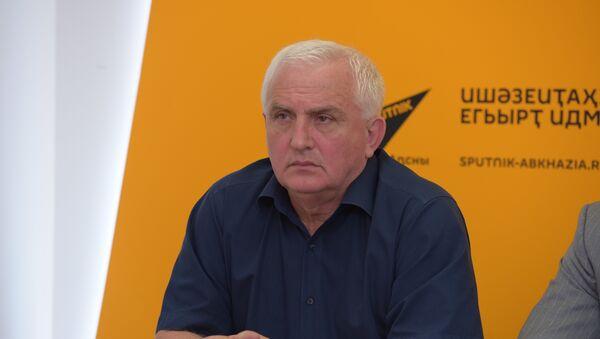 Гурам Амкуаб - Sputnik Абхазия