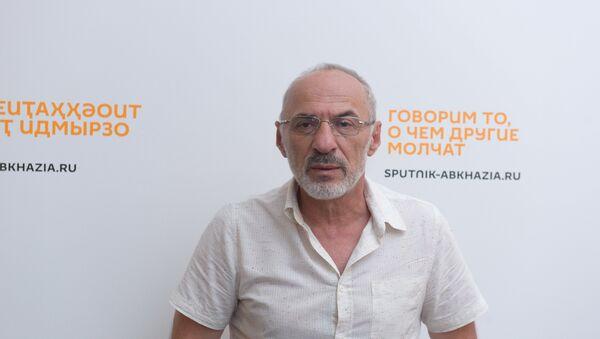 Батал Кобахия - Sputnik Абхазия