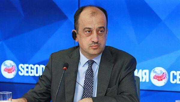 Посол Турецкой Республики в Москве Умит Ярдым - Sputnik Абхазия