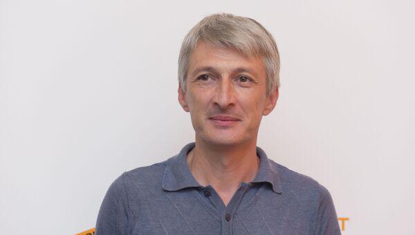 Илья Гуния - Sputnik Абхазия