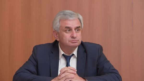 Совещание при президенте по туризму. - Sputnik Абхазия