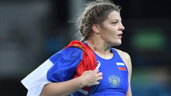 Олимпиада 2016. Вольная борьба. Женщины. Второй день - Sputnik Абхазия