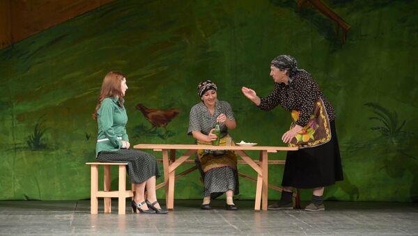 Молодежный театр Абхазии поставил точку в театральном сезоне - Sputnik Абхазия