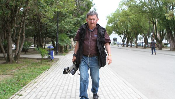 Фотограф Владимир Попов - Sputnik Абхазия