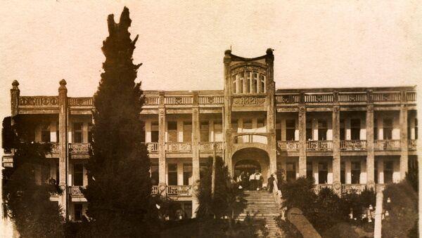 Санаторий Азра, 1914 год - Sputnik Аҧсны