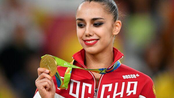 Олимпиада 2016. Художественная гимнастика. Личные соревнования - Sputnik Абхазия