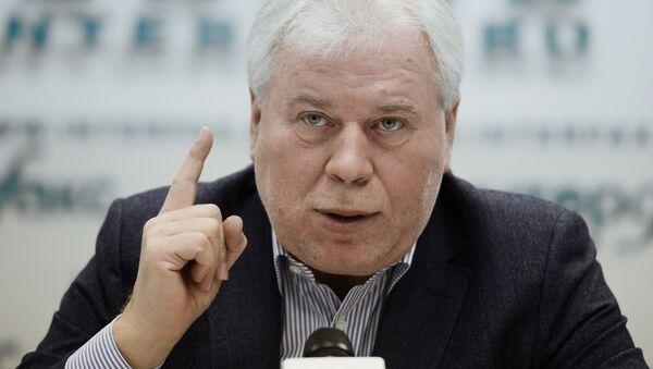 Член Общественной палаты РФ, адвокат Анатолий Кучерена - Sputnik Абхазия