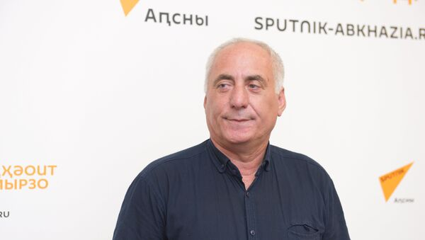 Аркадий Джопуа - Sputnik Аҧсны
