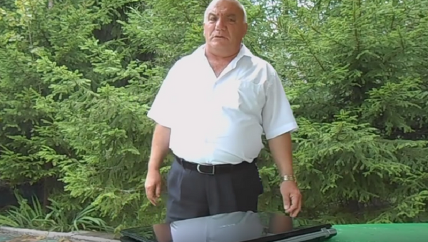 Захватчик банка перед нападением записал видеообращение к президенту - Sputnik Абхазия