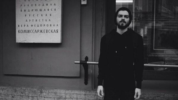 Режиссер Инар Нармания - Sputnik Абхазия