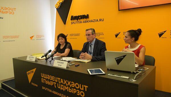Адгур какоба рассказал о готовности образовательных учреждений к учебному году - Sputnik Абхазия