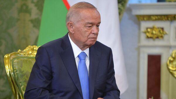 Президент Узбекистана Ислам Каримов. Архивное фото. - Sputnik Абхазия