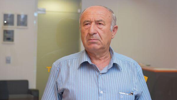 Валико Пачулия - Sputnik Абхазия