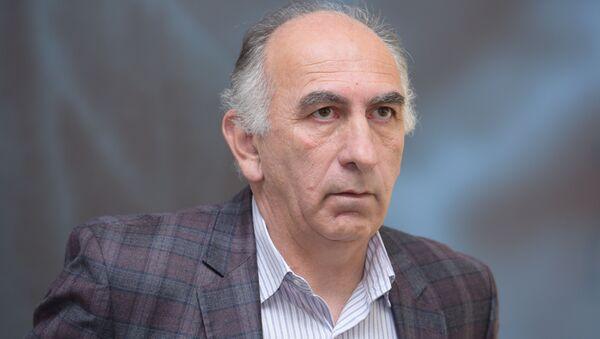 Василий Авидзба - Sputnik Аҧсны