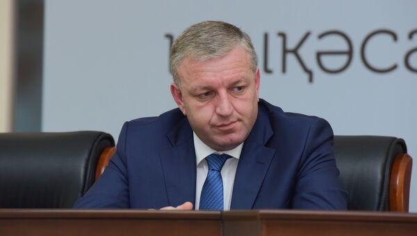 Беслан Барциц - Sputnik Абхазия