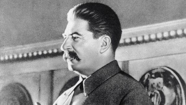 Иосиф Сталин. Архивное фото  - Sputnik Абхазия