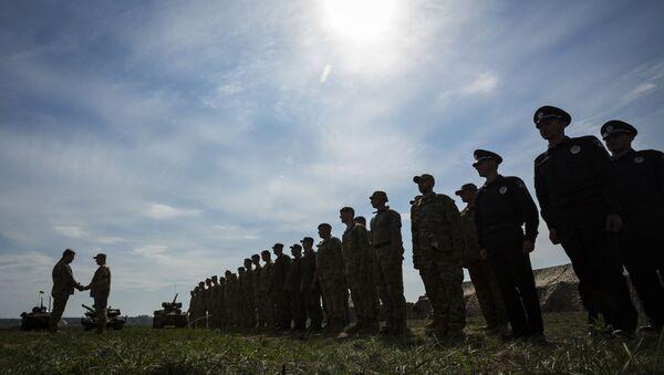 Архивное фото армии - Sputnik Абхазия