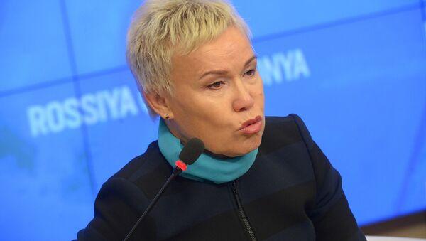 Рима Баталова - Sputnik Абхазия