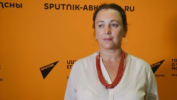 Светлана Ежова - Sputnik Абхазия