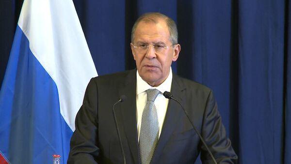 Лавров рассказал, о чем удалось договориться на переговорах с Керри по Сирии. - Sputnik Абхазия