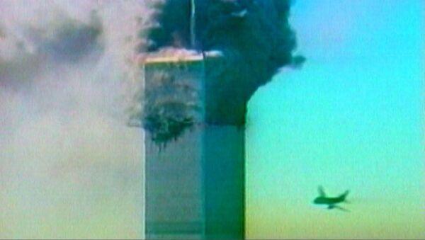 Террористический акт в Нью-Йорке 11 сентября 2001 года. Кадры из архива - Sputnik Абхазия