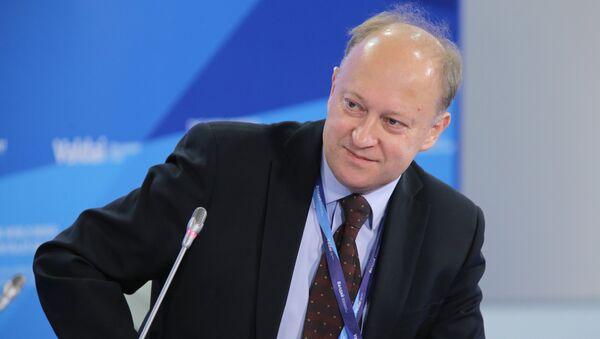 Политолог Андрей Кортунов. Архивное фото - Sputnik Абхазия