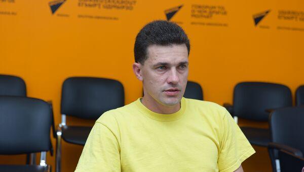 Сергей Никитченко - Sputnik Абхазия