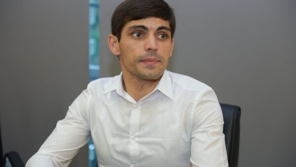 Алиас Авидзба - Sputnik Аҧсны